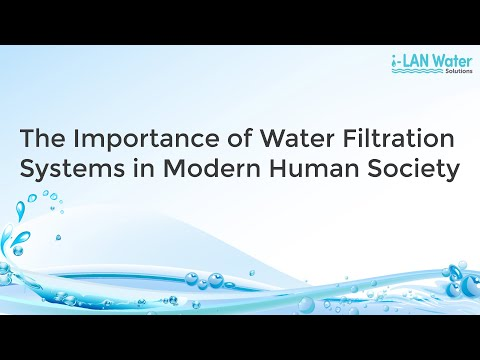 Do we really need a home water filter system today?
