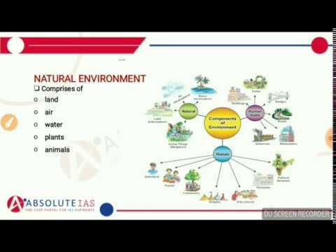 Chapter 1 - environment | ncert class 7 geography | ias upsc cse