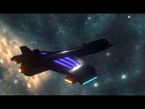 Lets build a spaceship - an intermediate blender tutorial