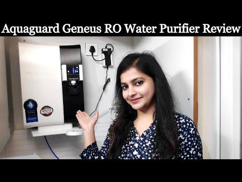 Aquaguard geneus ro uv uf water purifier review | best water purifier 2021 in india | joy of rims