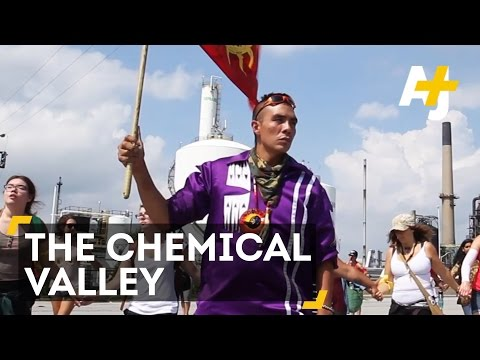 Canada's most polluted city: welcome to chemical valley