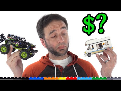 Is lego a toy with good value? some comparisons hurt 😬 and not everyone's experiences are the same!