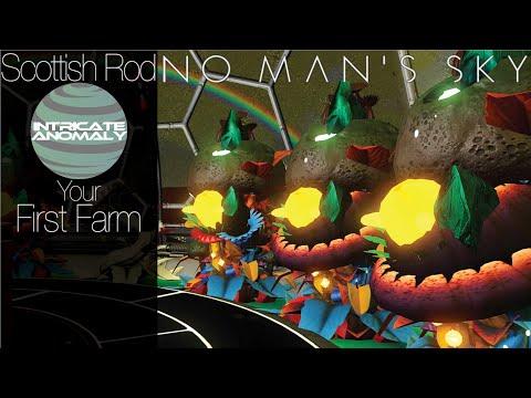 No man's sky - nms - your first farm - base build - bio dome glitch