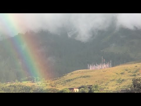 Bhutan, gross national happiness and sustainable development (fascinating!)
