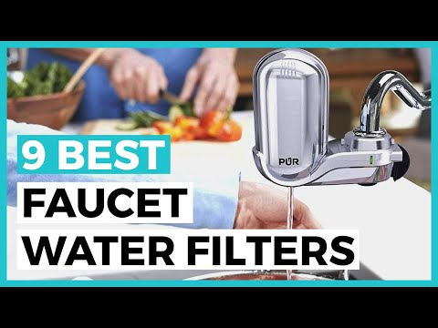 Best faucet water filters in 2021 - how to choose a water filter system?