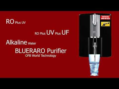 Ofb new bluera ro water purifier