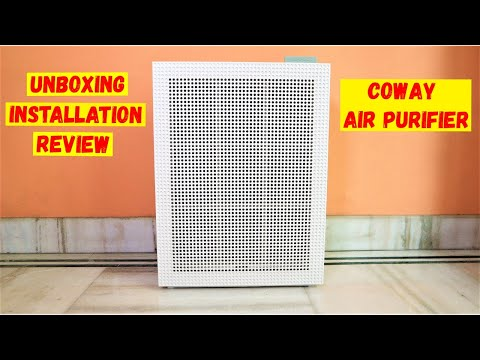 Coway air purifier review