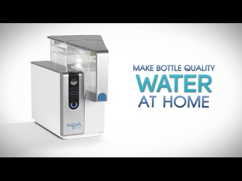 World's best water purifier and filter