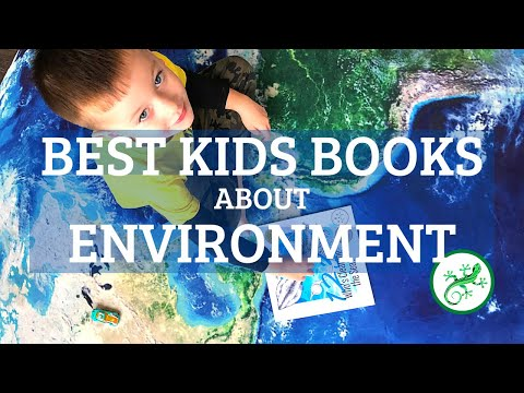 Best children's books about environment, sustainability and green action on amazon   perectdaytoplay