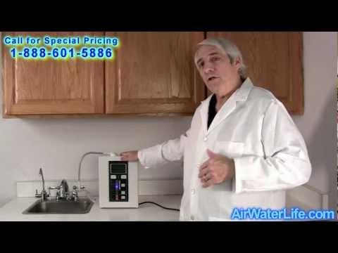 Alkaline water benefits - watch benefits of alkaline water