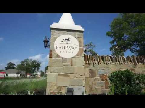 Fairway farms in tomball, texas by d.r. horton america's builder