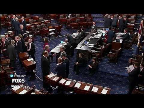 Politics unusual: the congressional review act