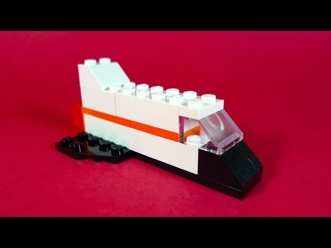 How to build lego spaceship - 10681 lego® creative building cube creations for kids
