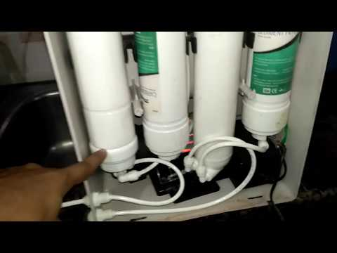 Aquaguard water purifier service - aquaguard ro purifier cleaning in hindi 2021   ro filter cleaning