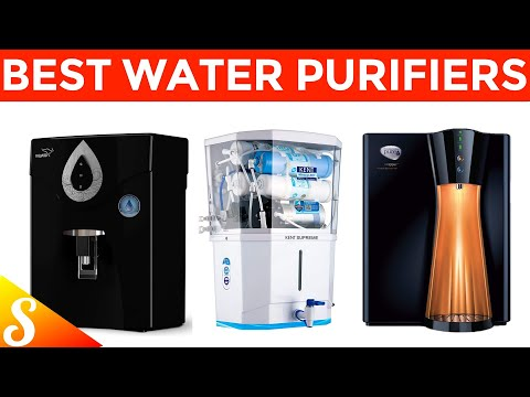 5 best water purifiers in india with price | best brands & top class after sell service