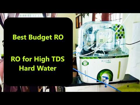 Konvio neer elixir review, ro for high tds hard water, best budget ro water purifier