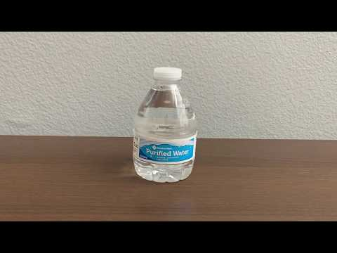 Member's mark purified #water test - ph and tds