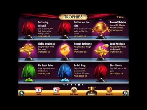 Fairway solitaire tips: social bug trophy