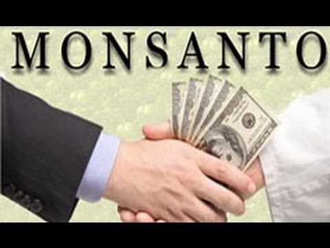 Monsanto and gmos - why do we trust a poison expert to feed the world?