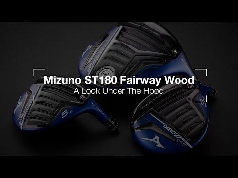 Mizuno st180 fairway wood: a look under the hood