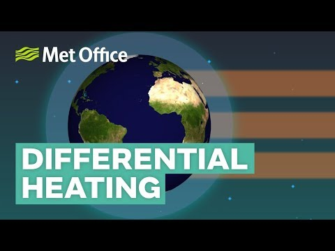 What is global circulation? | part one | differential heating