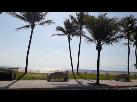 Pompano beach, fl | dash cam | drive with me