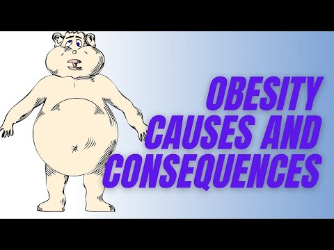 Obesity causes and consequences
