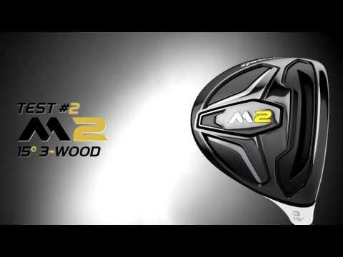 Golf experten - rbz vs m2 fairway robot testing