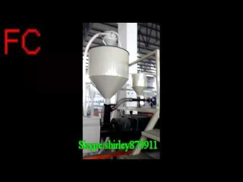 Good quality epe foam sheet making machine/pe foam extrusion line