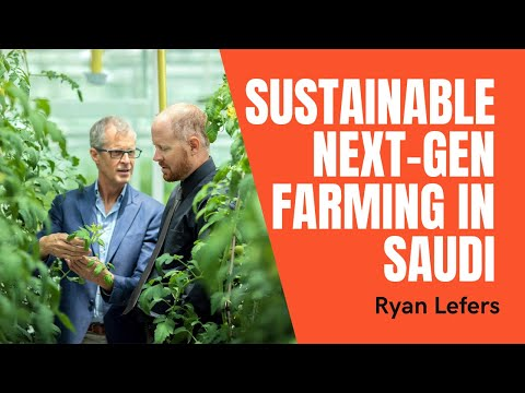 Sustainable next-gen farming, research and aquaponics with dr. ryan lefers