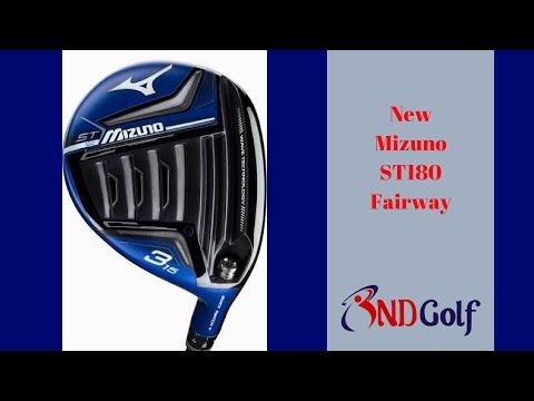 New mizuno st180 fairway