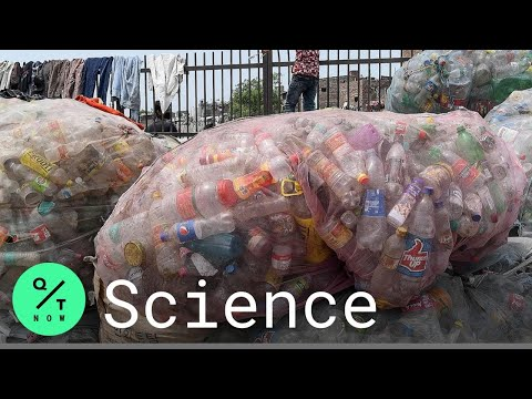 Scientists create 'super enzymes' to fight plastic waste