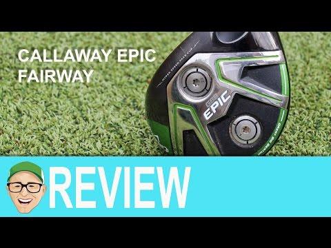Callaway epic fairway