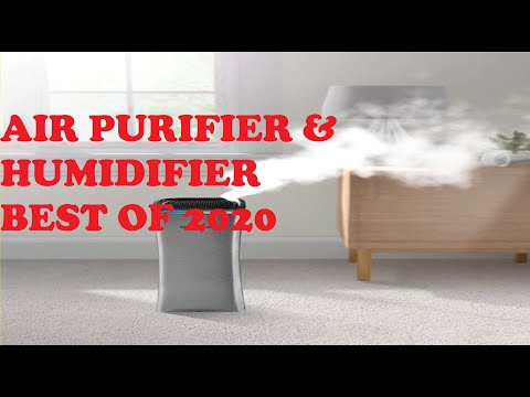 Best humidifier and air purifier to buy | best of 2020