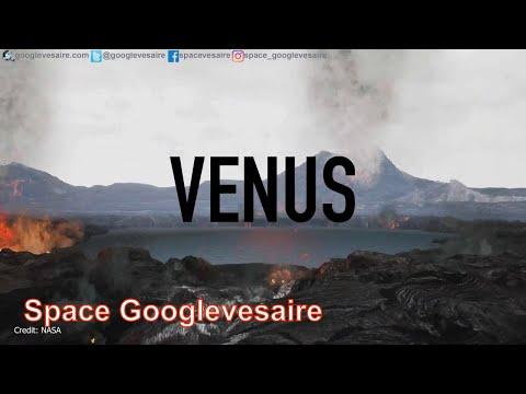 Nasa tries to understand venus's chemistry and development 4k