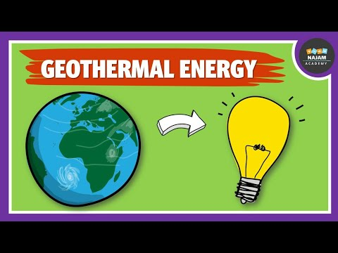 Geothermal energy | geothermal power plant | how does a geothermal power plant work?