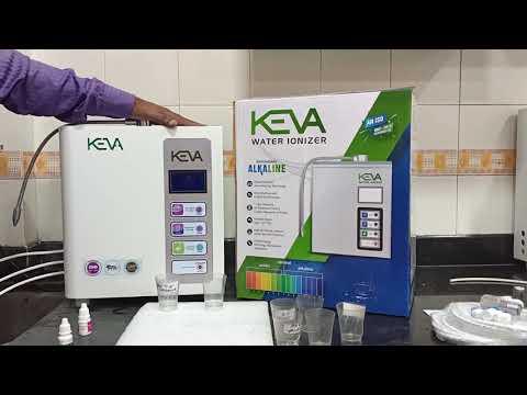 What is kangen alkaline water ?   water ionizer   water purifier   keva alkaline water purifier demo