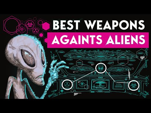 The best weapons we have against an alien invasion
