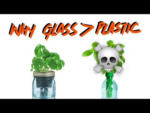 The potential dangers of plastic bottle hydroponics - a safer alternative