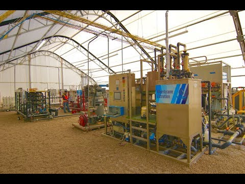 Advanced water purification process
