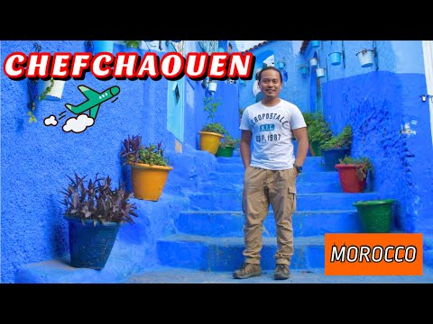 Chefchaouen   morocco   africa #pinoytraveler #chefchaouen