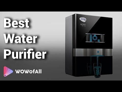 Best water purifier in india: complete list with features, price range & details