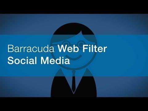 Social media and the barracuda web filter | barracuda