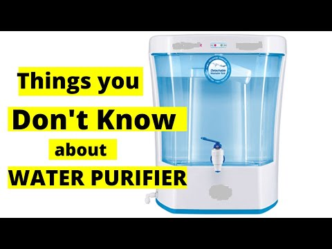 How to choose the best water purifier   best water purifier for home   what is tds