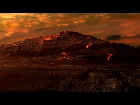 Venus' greenhouse world