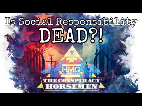 Social responsibility in 2020... does it exist?