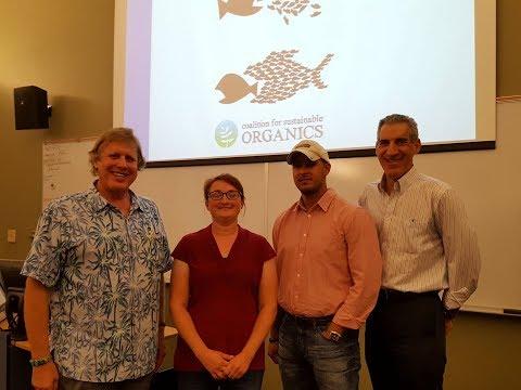 Stacy tollefson, phd, jose edgardo torres, & lee frenkel - organic hydroponics panel discussion
