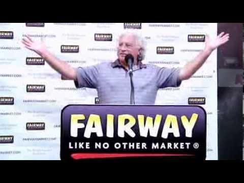Fairway market chelsea grand opening
