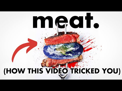 What i've learned or what i've lied about? eating less meat won't save the planet. debunked.