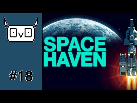 Space haven: alpha11   part 18   search for tech blocks (lets play, gameplay)